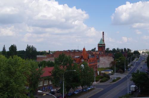 Wrocław Nadodrze Stary Browar