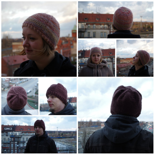 collage unisex hat