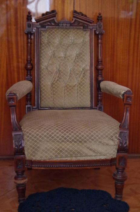 Babciny fotel