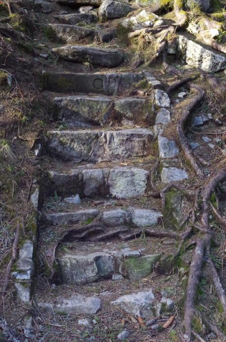 Krasnoludzkie schody
