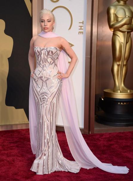 Oskary 2014 Lady Gaga