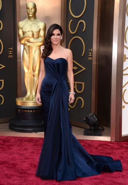 Oskary 2014 Sandra bullok