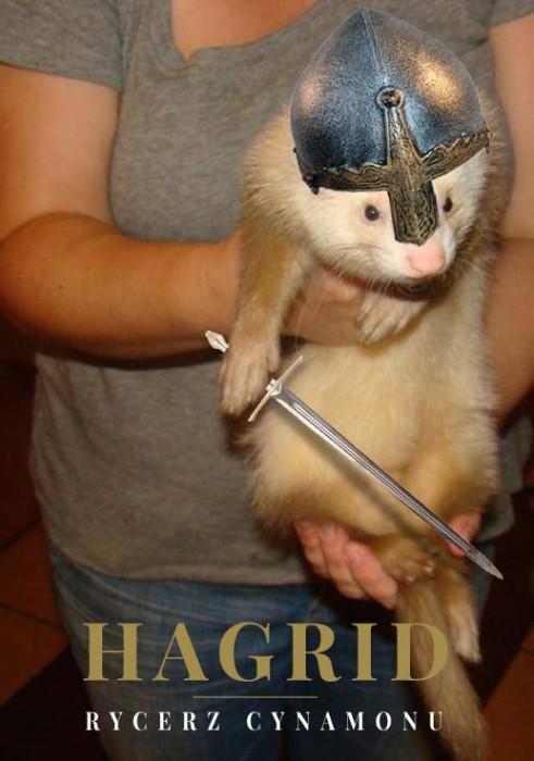 Hagrid fretka