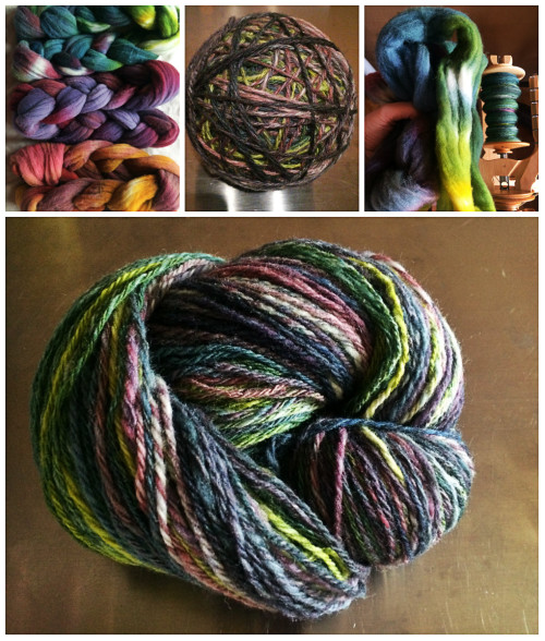 collage baktus wool